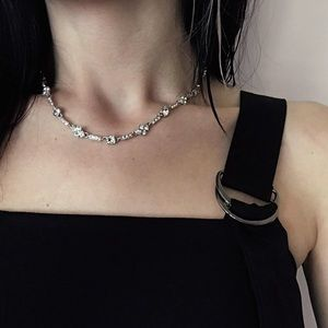 🌟Givenchy Crystal Choker Necklace🌟